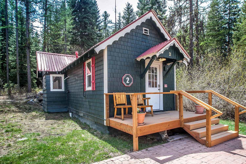 Brundage Bungalows: Cabin 2 - exterior