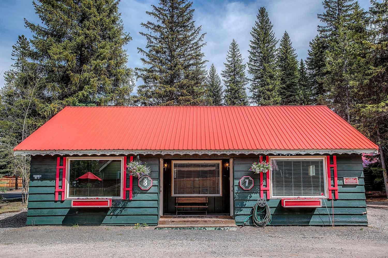 Bungalow 7 Brundage Bungalows Mccall Idaho Lodging
